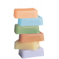 SSPB10VNG Vanilla Shea Butter Paraffin Wax 1lb