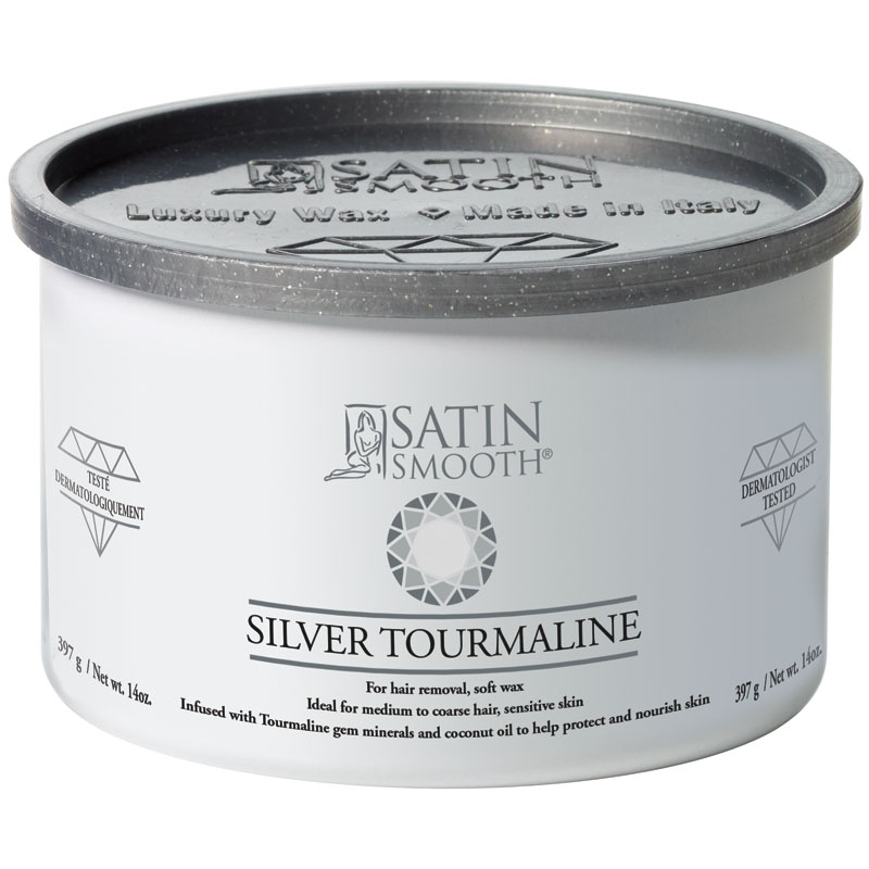 SSW14ST Silver Tourmaline Soft Cream Wax