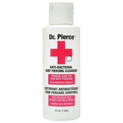Inverness Dr Pierce Anti-Bacterial Cleanser 4oz