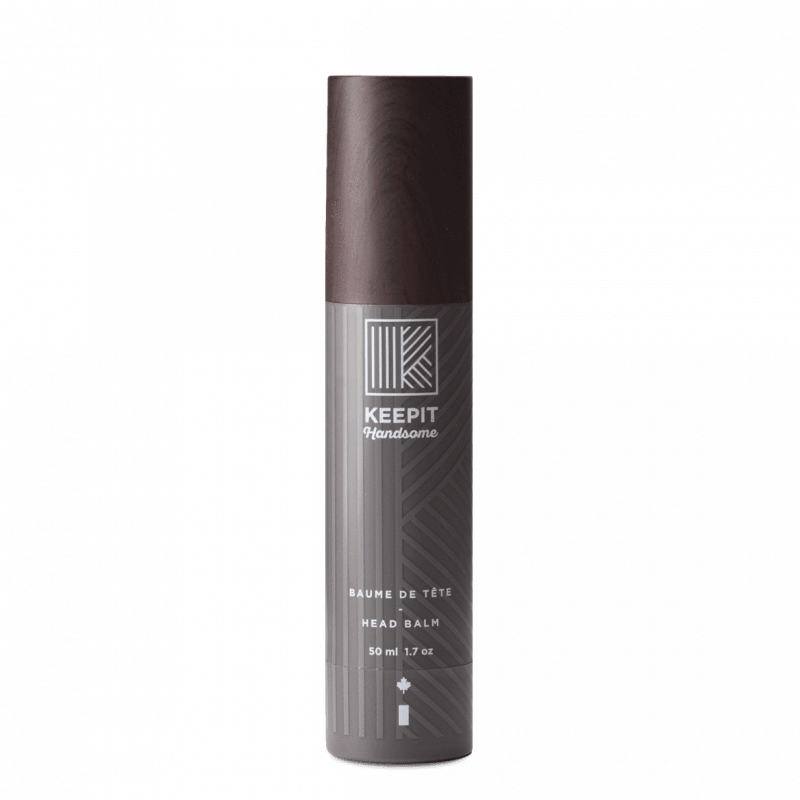 KeepIt Handsome Head Balm 50ml