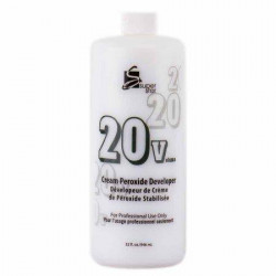 Super Star Cream Peroxide 20 Volume Litre