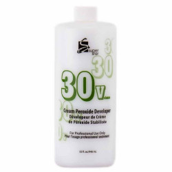 Super Star Cream Peroxide 30 Volume Litre