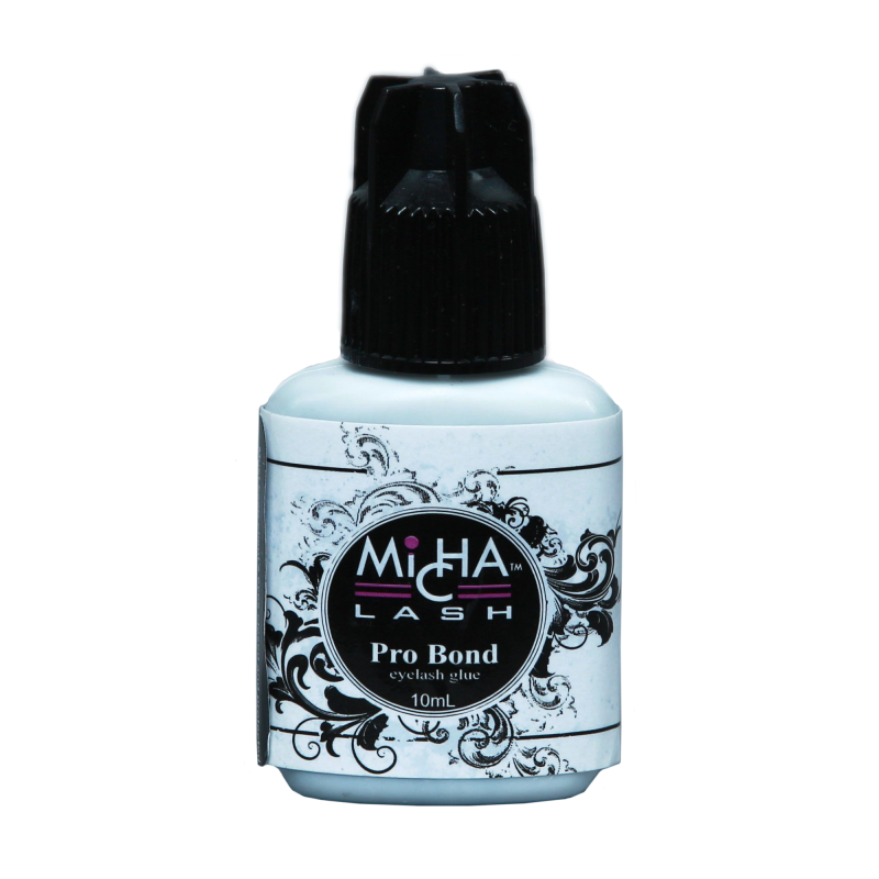 Micha Pro Bond Glue 10ml - Black Cap
