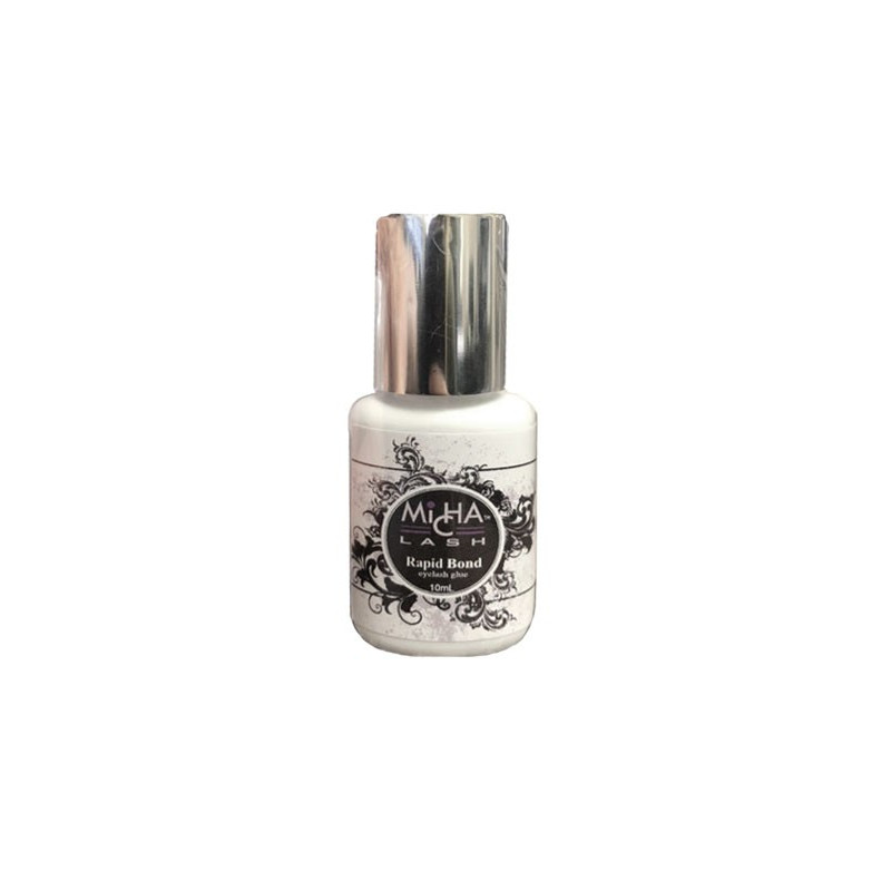 Micha Rapid Bond Glue 10ml - Silver Cap