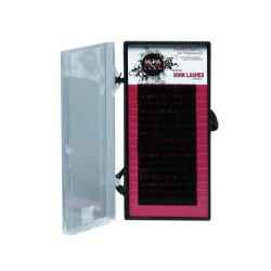 Micha B Curl Black Lashes - 0.15 x 13mm