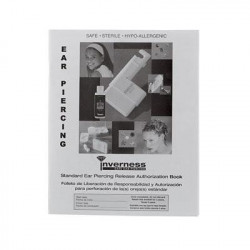 Inverness Release Authorization Booklet