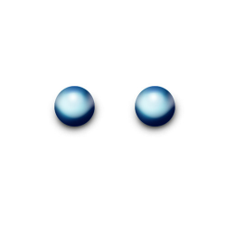 Inverness 525E Titanium Blue 4mm Ball Anodized