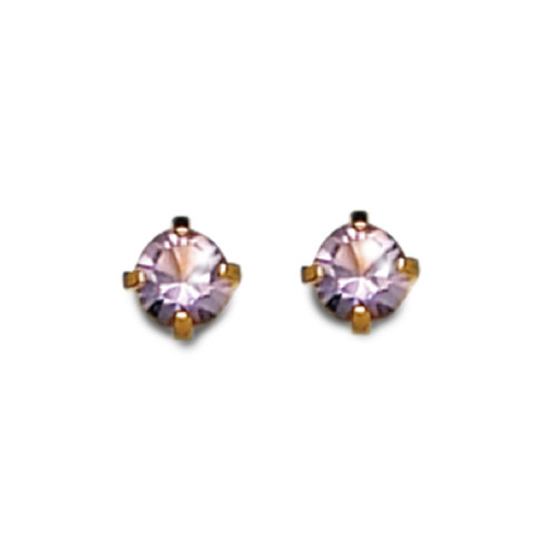 Inverness 86C 24K GP 3mm Alexandrite Tif