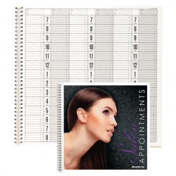 Marianna 6 Column Appointment Book 8811 (8860)