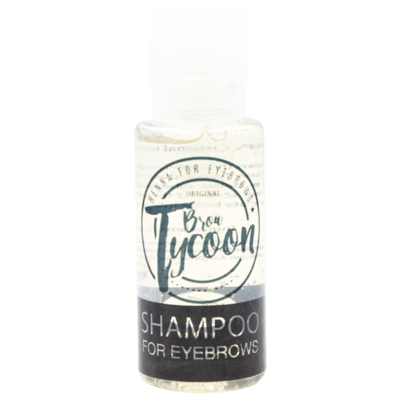 BrowTycoon Brow Shampoo..