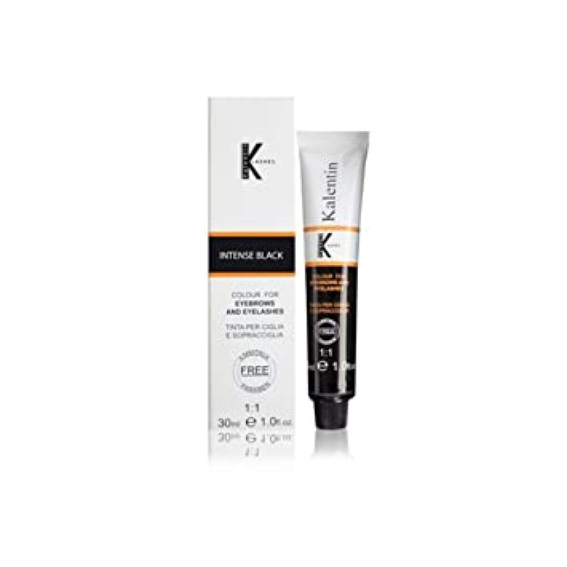 Micha Kalentin Lash Lift Intense Black T