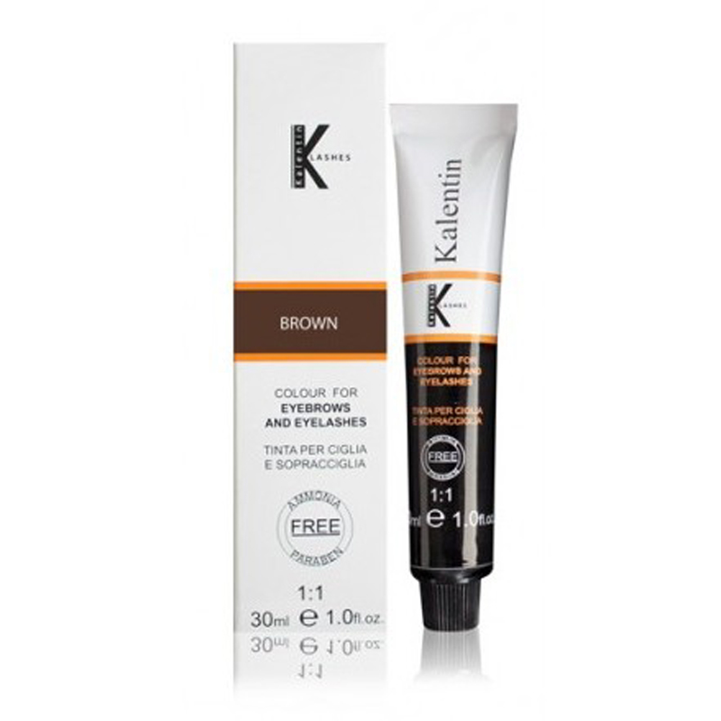 Micha Kalentin Lash Lift Brown Tint 30ml