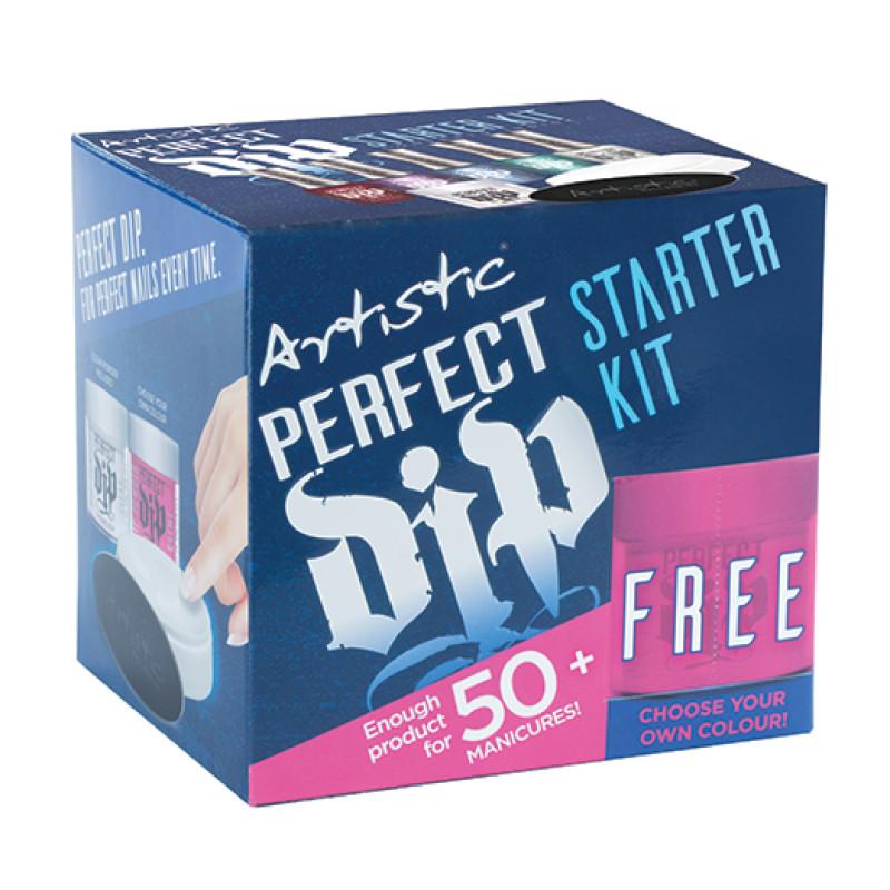 Artistic DIP Starter Kit 2600006 (w/ fre