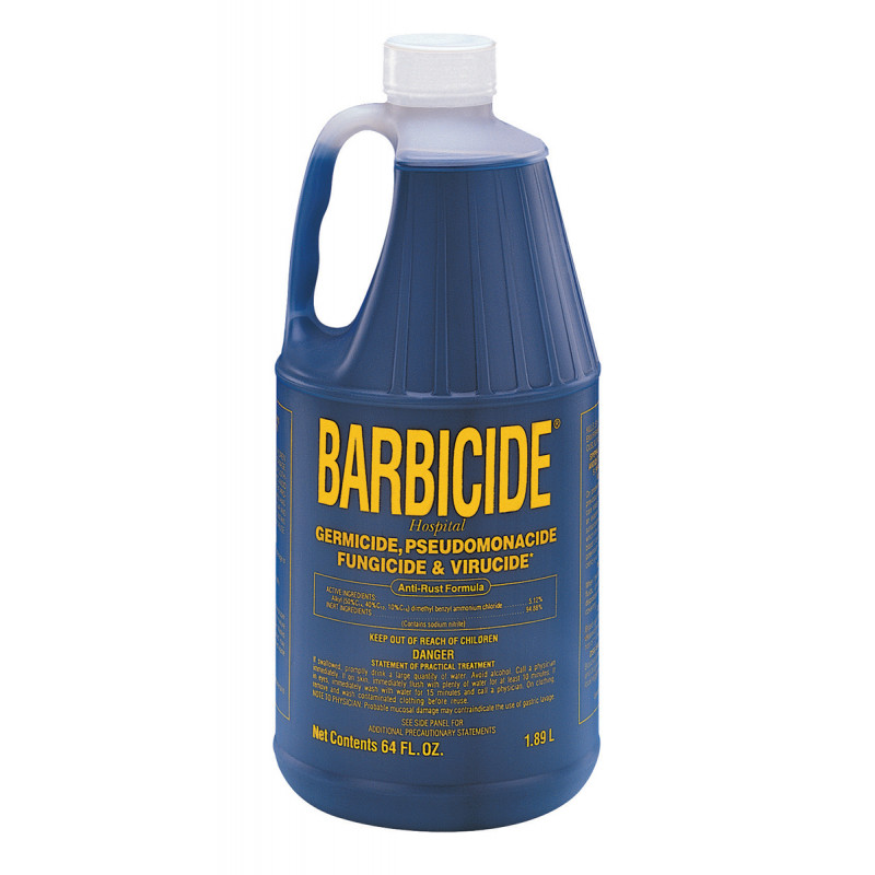 Barbicide Disinfectant 64oz 1.89L