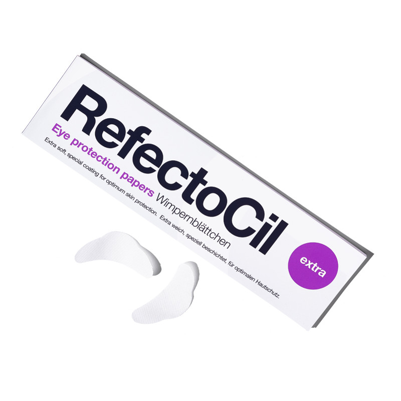 RefectoCil Eye Protection Papers Extra (