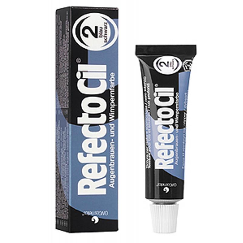 RefectoCil Tint Blue Black #2 15ml RC572