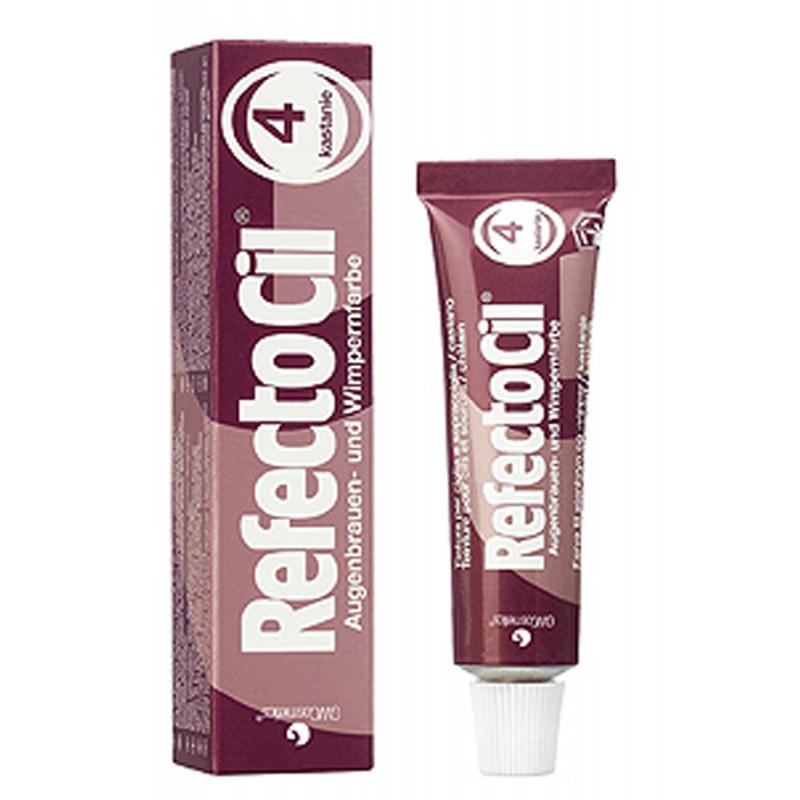 RefectoCil Tint Chestnut #4 15ml RC5740