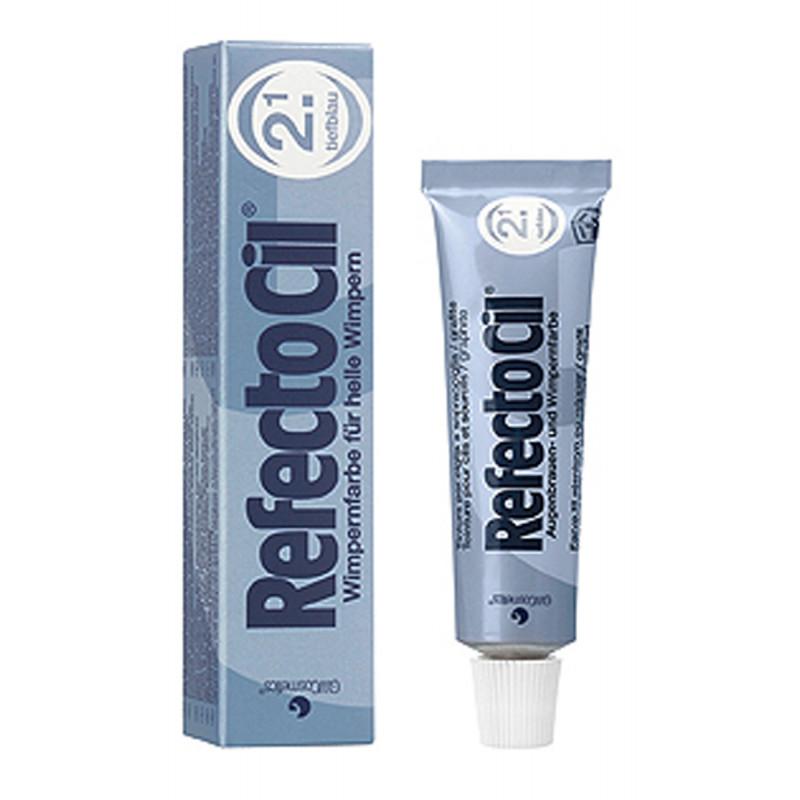 RefectoCil Tint Deep Blue #2.1 15ml RC57
