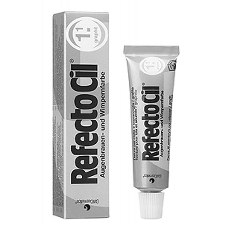 RefectoCil Tint Graphite #1.1 15ml RC571