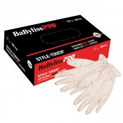 BESTOUCHMDUCC Clear Vinyl Gloves Medium (100)