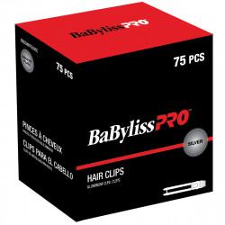 BabylissPro BESD467SLUCC Aluminium Curl Clips