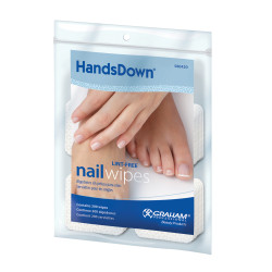 Handsdown 42800C Nail Wipes (200)