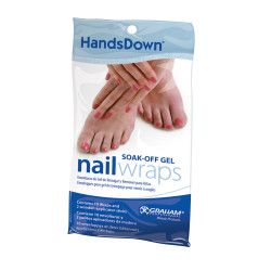 HandsDown 60663C Nail Wraps (10) 580460*