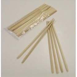 Dannyco MS7NC Beveled Birchwood Sticks (144)
