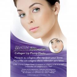 Satin Smooth SSCLIP3 Collagen Lip Plump Mask (3)