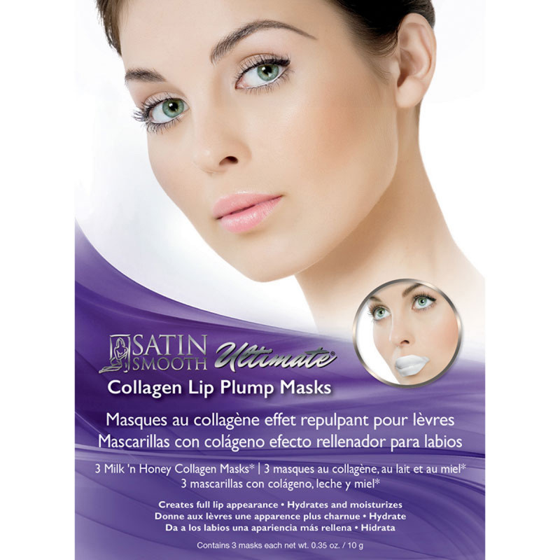 Satin Smooth SSCLIP3 Coll..
