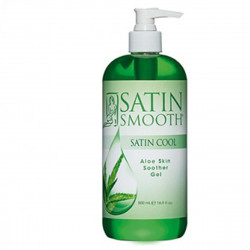 SSWLA16G Satin Cool Aloe Skin Soother Gel 16oz