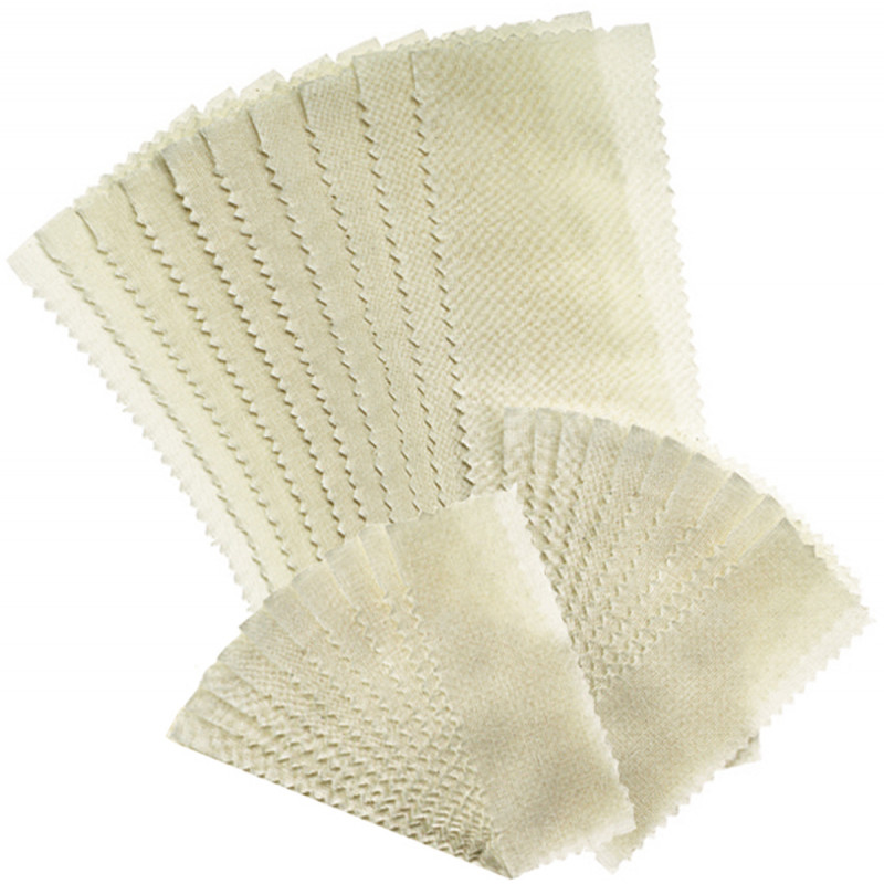 SSWA02 Small Muslin Epilating Strips (10