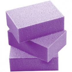 Silkline DBMINIPRC Mini Buffing Blocks Purple (50)