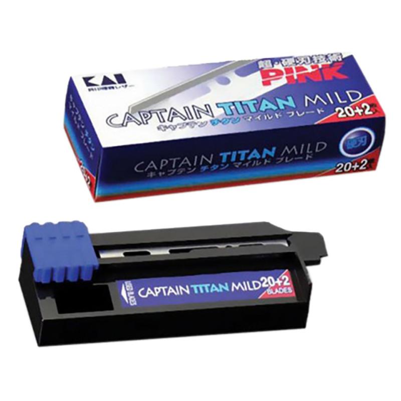 Kai B-CAPT Captain Titan Guard-less Blad
