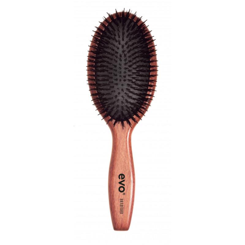 Evo Bradford Oval Pin Bristle Brush