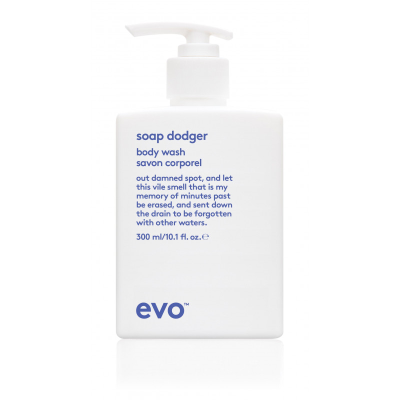 Evo Soap Dodger Body Wash..