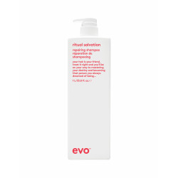 Evo Ritual Salvation Repairing Shampoo Litre