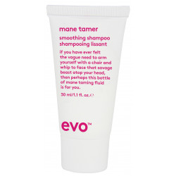 Evo Mane Tamer Smoothing Shampoo Mini 30ml