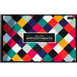 Marianna 10 Column Appointment Book 8804