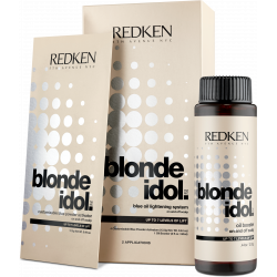 Redken Blonde Idol Blue Oil Lightening System