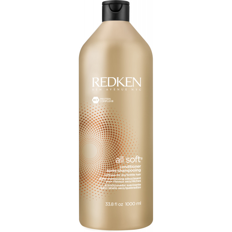 Redken All Soft Condition..
