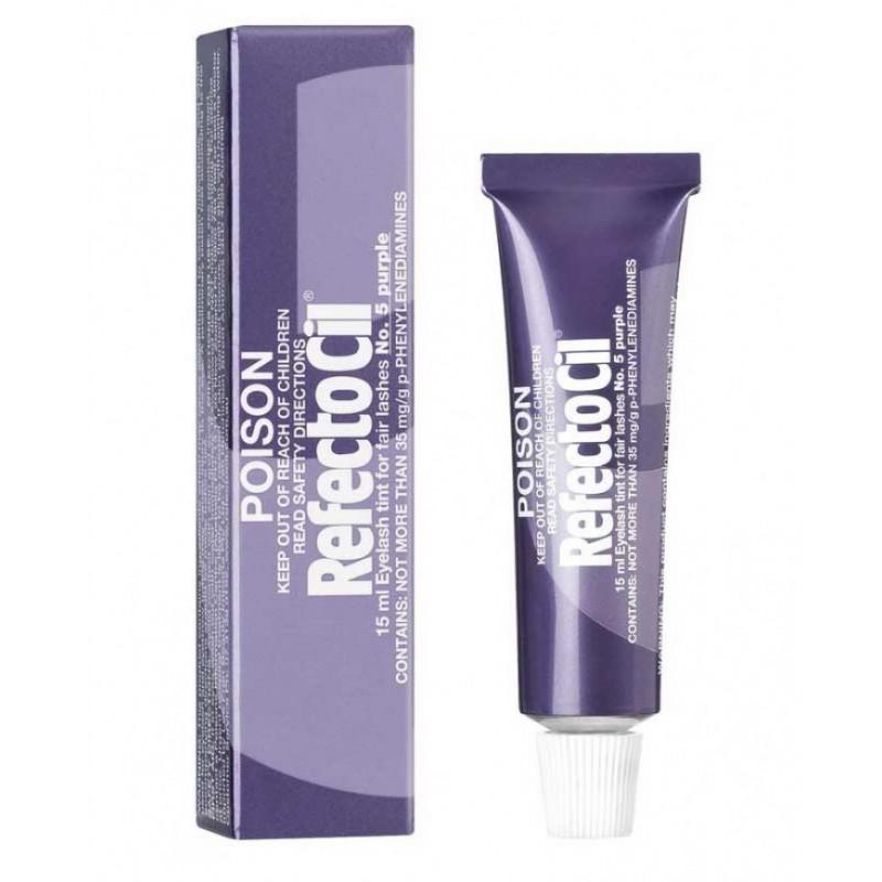 RefectoCil Tint Violet #5..