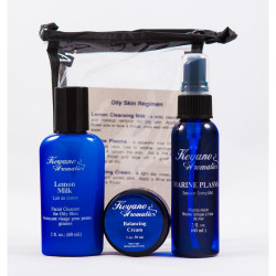 Keyano Skincare Oily Travel Kit