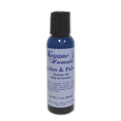 Keyano Aches & Pains Massage Oil 2oz