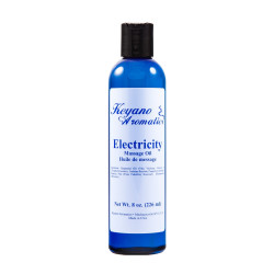 Keyano Electricity Massage Oil 8oz