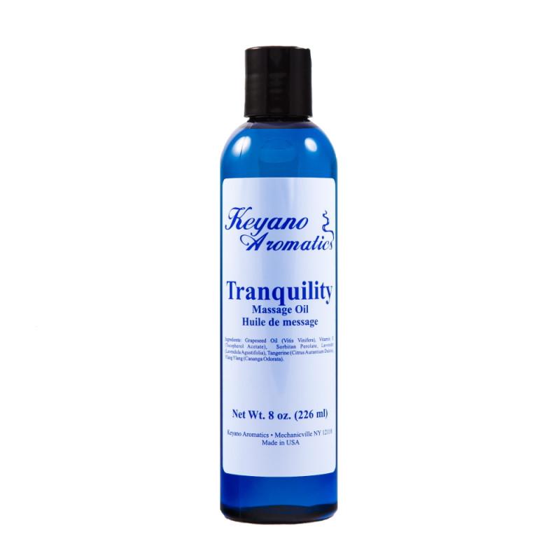 Keyano Tranquility Massage Oil 8oz