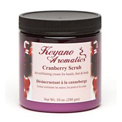 Keyano Cranberry Scrub 10oz