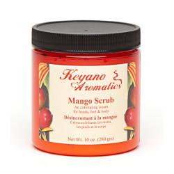 Keyano Mango Scrub 10oz