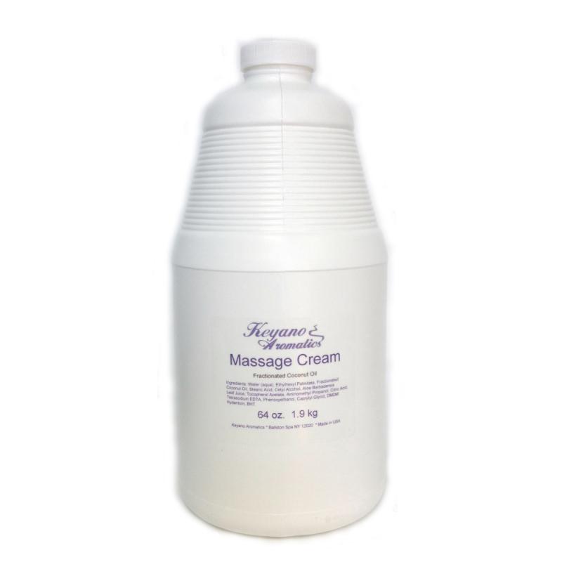 Keyano Massage Cream Unscented 64oz