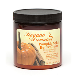 Keyano Pumpkin Butter Cream 8oz